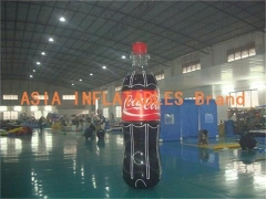 Inflatable Coca Cola Bottle