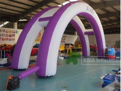 40 Foot Inflatable Double Arch