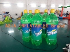 PVC Inflatable Sprite Bottle