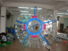 Color Strips Zorb Ball