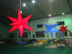 LED Decoration Inflatable Star
