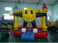 Crayonland Inflatable Bounce House