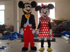 Costume del mouse mickey