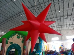 2.4m Inflatable Star