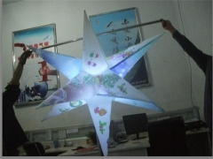 Printing Inflatable Star