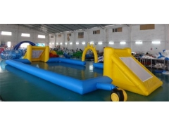 Inflatable Football Pitches