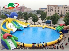 Splash Slip n Slide Water Park