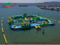 Greece Inflatable Water Park