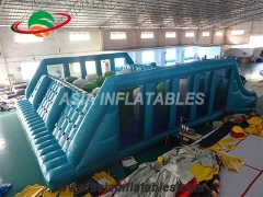Free Style Inflatable Obstacle Course