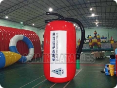 Inflatable Fire Extinguisher Model