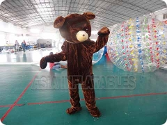 bear mascotte customes