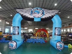 26 Foot Inflatable Billboard Arch