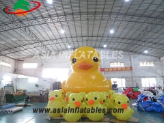 Air Tight Inflatable inflatable yellow duck