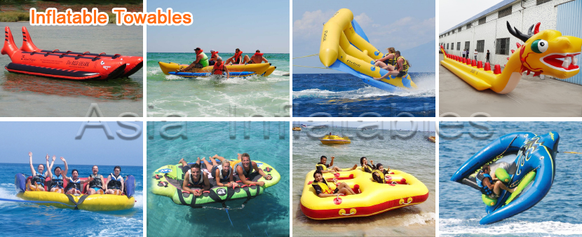Water Towable Ski Tubes